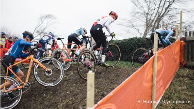 Replay: 2019 UCI Cyclocross World Championships Junior Men