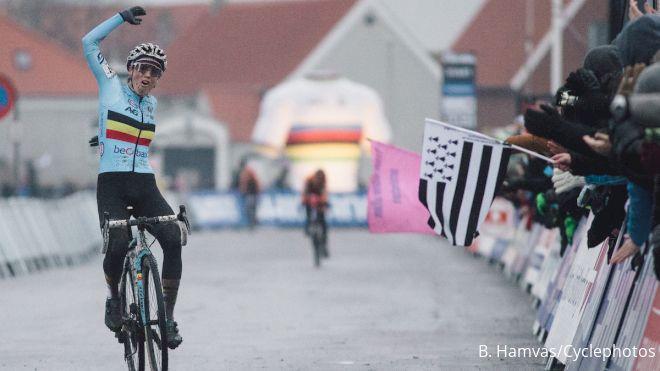 2018 International Cyclocross Rankings