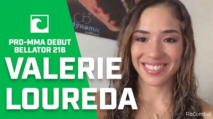 Bellator 216 Interview: Valerie Loureda