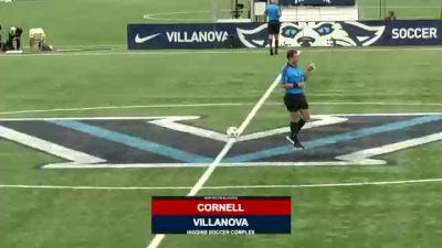 Replay: Cornell vs Villanova | Sep 5 @ 1 PM