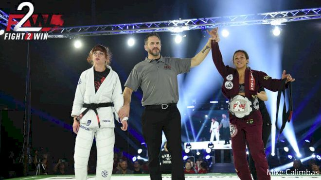 Goodell Gets Back to Back Fight 2 Win Submission Victories