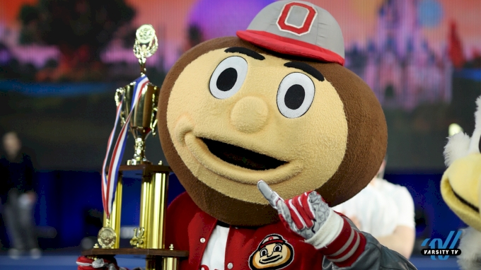 Ohio State Dominated At College Nationals