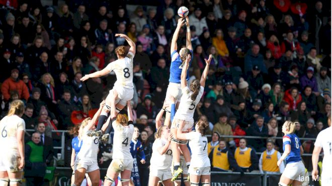 Super Series On The Line as England Meets France