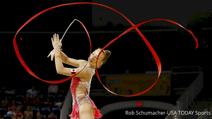 picture of 2019 Canadian Gymnastics Championships - Rhythmic