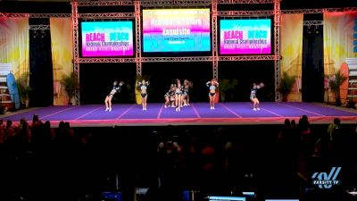 Premier All Stars (NJ) - Exquisitie [2019 Senior - Small - B 2 Day 1] 2019 Reach The Beach Nationals