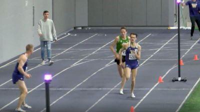 Men's Distance Medley Relay, Heat 1 - Washington & Oregon 9:28
