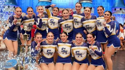 Santa Margarita Catholic Wins Small Varsity Pom