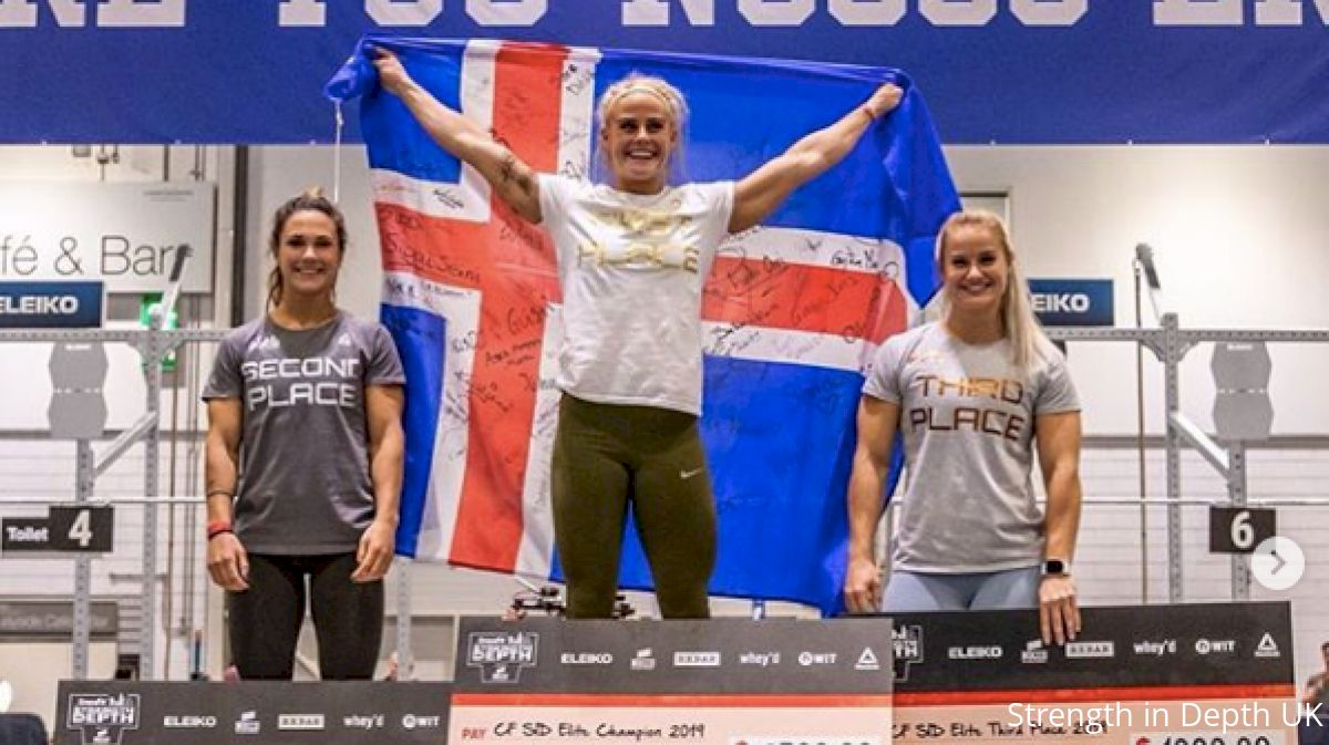 Gallery from Crossfit Games 2020 Uk Place This Year @KoolGadgetz.com