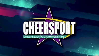 CHEERSPORT Nationals 2019 Bid Reveal