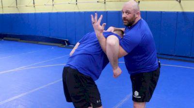 Damion Hahn, Underhook Throw By From Short Offense