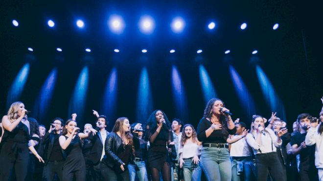 FloVoice & Varsity Vocals Announce Historic A Cappella Partnership