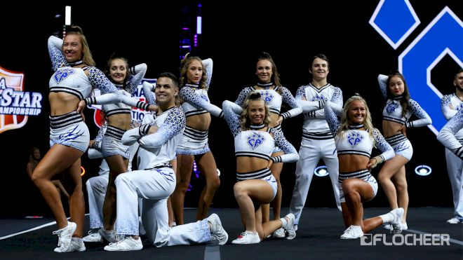 Cheer Athletics Takes On NCA All-Star For Year 25!