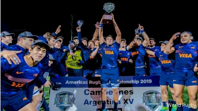 Argentina XV Clinches ARC With Win Over Canada