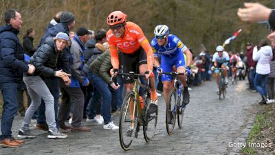 Greg Van Avermaet: 'I Just Couldn't Finish It Off'