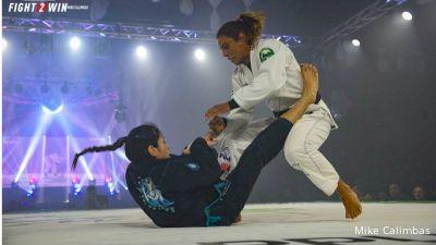 Amanda Alequin vs Hannette Staack  Fight 2 Win 103