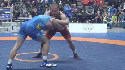 97 kg MFS FInal, Kyle Snyder, USA vs Valeri Andriitsev, UKR