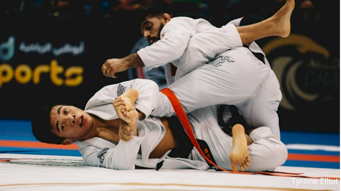 picture of 2019 Abu Dhabi Grand Slam Moscow