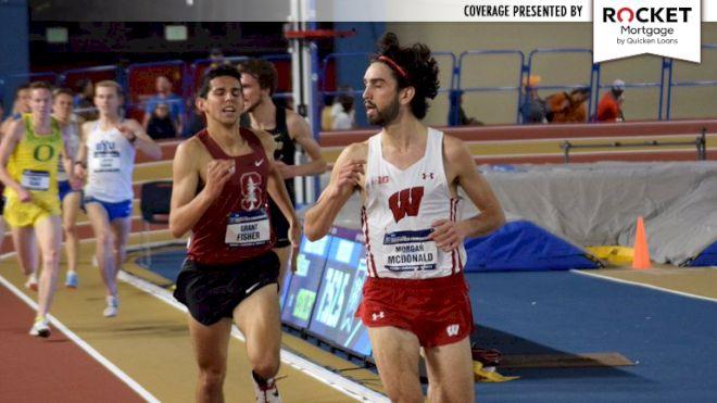 WATCH HERE: 2019 DI NCAA Indoor Races