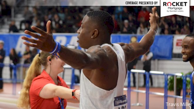 Grant Holloway Redefines Track Greatness With Stunning NCAA Performance