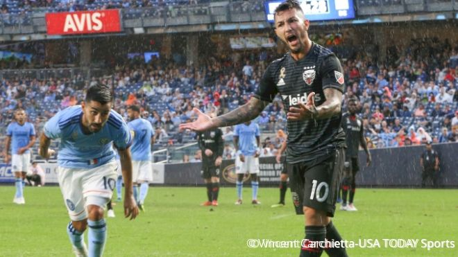 D.C. United Still Looking For First Win Against NYCFC At Yankee Stadium