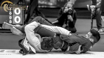 Isaac Doederlein vs Paulo Miyao 2019 Abu Dhabi Grand Slam London
