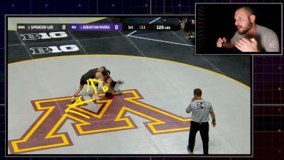 Mike Mal Breaks Down The Rivera Lee Big Ten Final