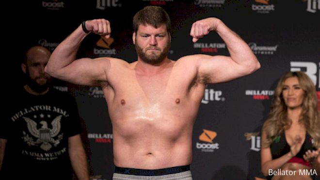 Undefeated Heavyweight Rudy Schaffroth To Face Jeremy Hardy At Bellator 218
