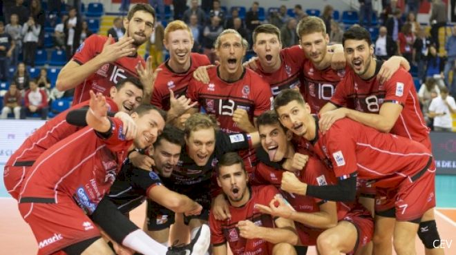 Q&A With Power Volley Milano's Taylor Averill