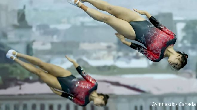 Gymnasts To Watch At Elite Canada Trampoline & Tumbling