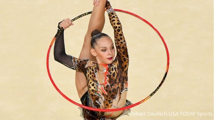 picture of 2019 Tashkent World Cup - Rhythmic