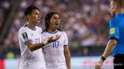 El Salvador Defender Bryan Tamacas Details Concacaf Nations League Matchup vs Jamaica