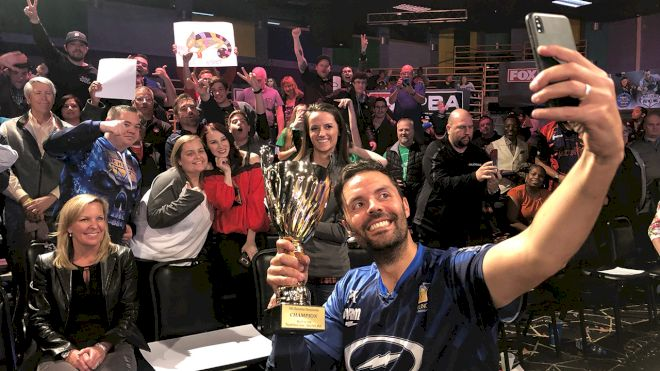 Chameleon Win Puts Belmo In Driver's Seat For POY