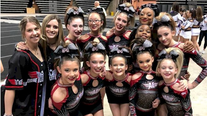 Airborne Elite's First Ever Level 4 Team To Compete At Reach The Beach 2019