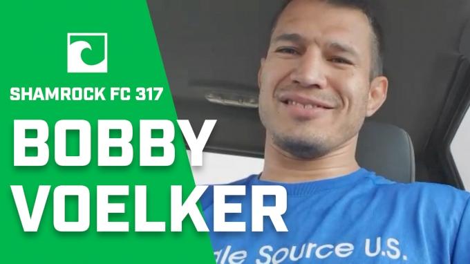 Shamrock FC 317: Bobby Voelker Interview
