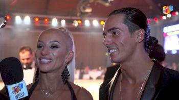 Interview with Winners Gabriele Goffredo & Anna Matus