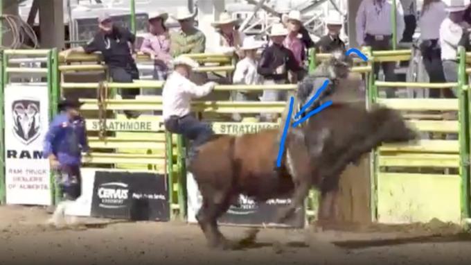 Kimzey Analyzes His Ride At Strathmore