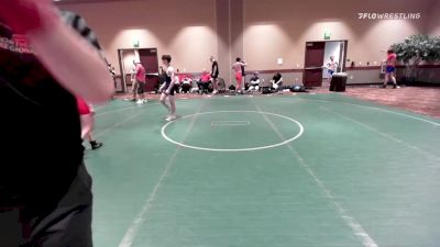 113 kg 5th Place - Cailan Drake, Bison Training Center vs Cameron Hinchcliff, New York
