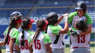 Highlights: Cuba vs Mexico