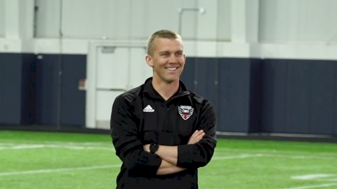 Meet The Man Who Runs Practice For DC United