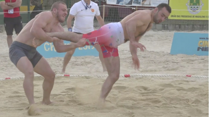 picture of 2019 U.S. Beach Wrestling Championships