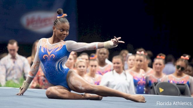 Florida Leads NCAA Gymnastics Regional Field In Corvallis