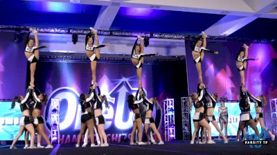 Top Moments From Cheer Extreme C4's Winning Routine!