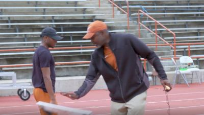 'They're Your Enemy': Hurdle Takeoff Drills With Coach Flo