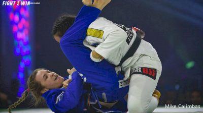 Talita Alencar vs Karen Antunes - F2W 106