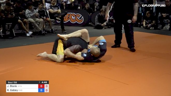 Get to Know Jon 'Thor' Blank With These Four Brutal Submissions