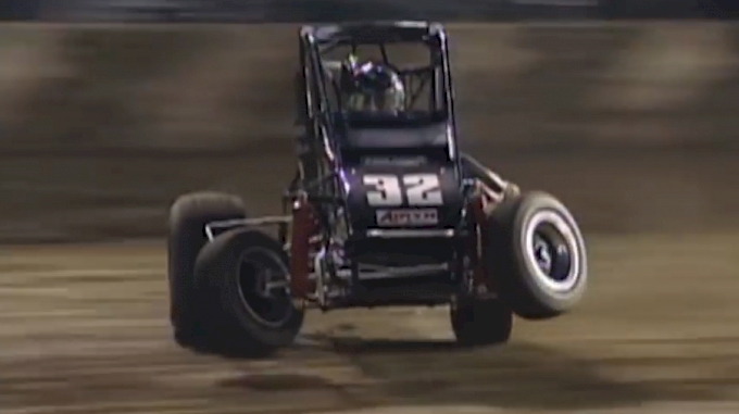 Rewind: 2000 Kokomo USAC Midget Time Trials