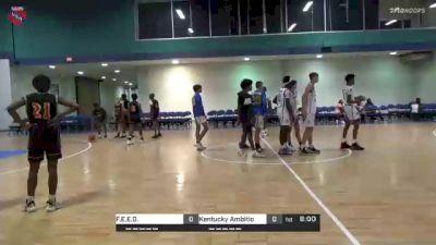 Kentucky Ambition vs. F.E.E.D. - 2021 AAU Boys World Championships (13U/7th Grade)