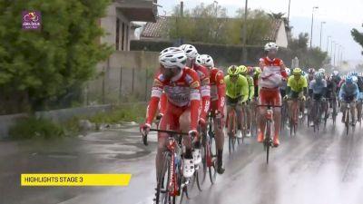 2019 Giro di Sicilia Stage 3 Highlights