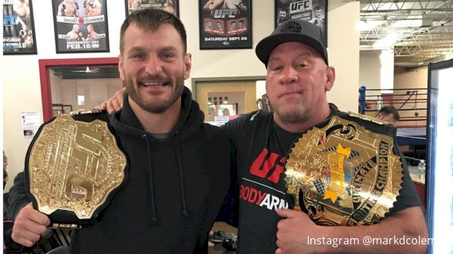 Mark Coleman Talks Near Fight vs. Brock Lesnar, Pride Grand Prix, More