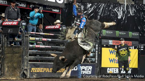 2019 Denver Rodeo All Star Ridepass Pro Rodeo Event